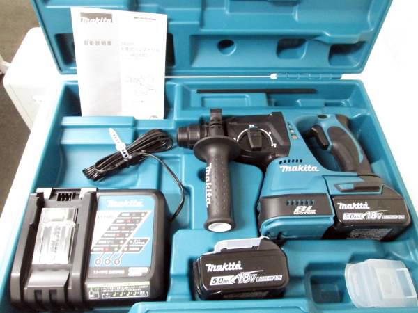 マキタ 充電式ハンマドリル  HR244DRTX