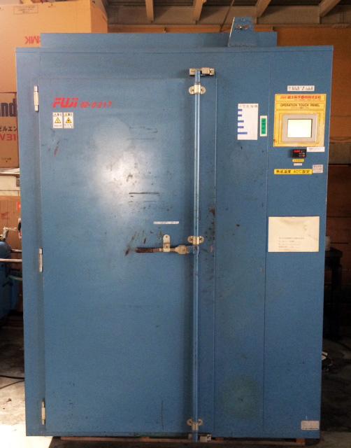 富士化学機械 箱型乾燥装置BOX炉標準機 G-418-A5-217