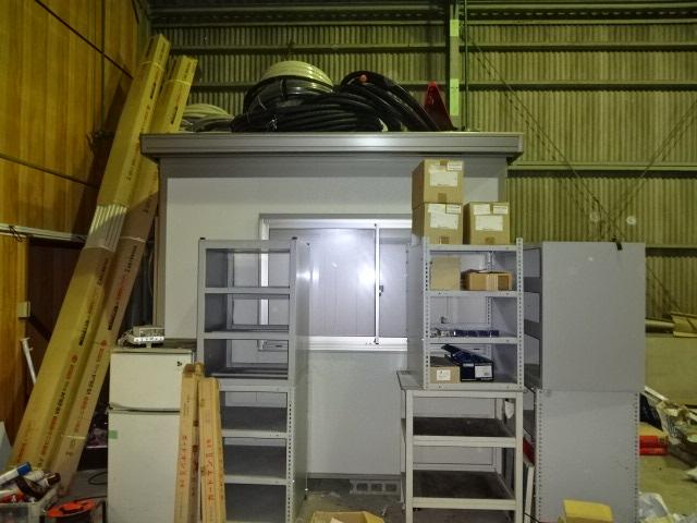 ヨドコウ イナバ  プレハブ倉庫 スーパーハウス ユニットハウス 仮設住宅