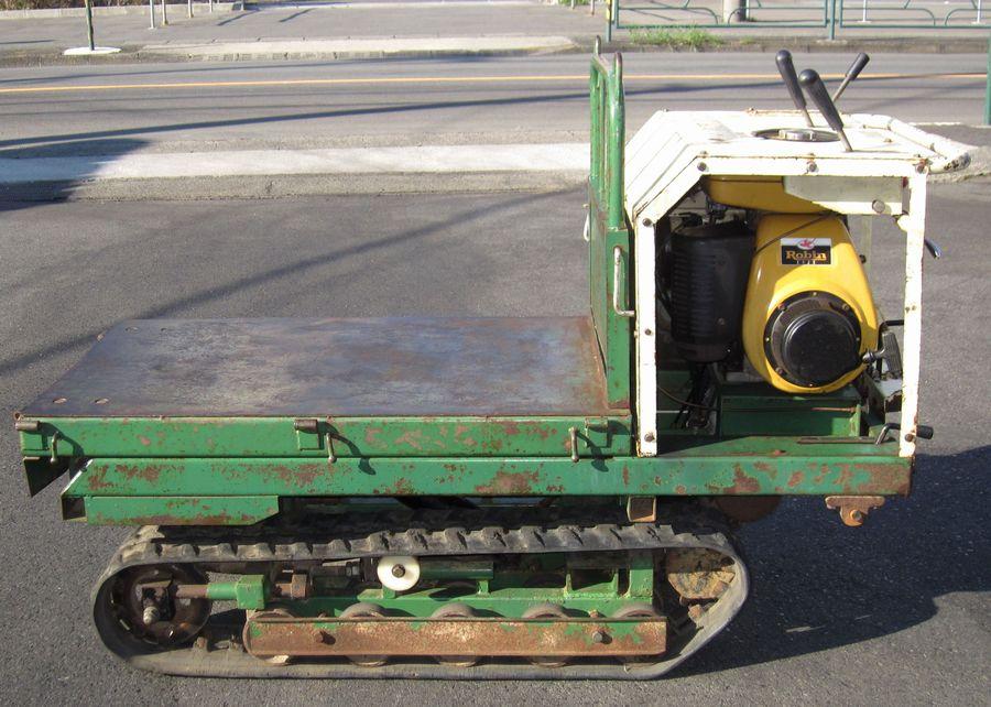 富士重工 クローラ運搬車 EY25-2B