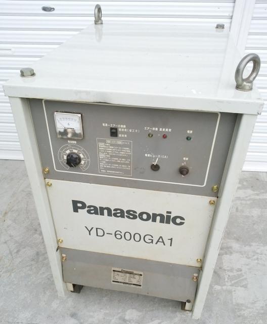パナソニック/PANASONIC ガウジング・ブラスチング電源 YD-600GA1