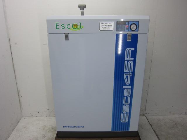三井精機 スクロールコンプレッサー ESCAL45R ESCAL45R
