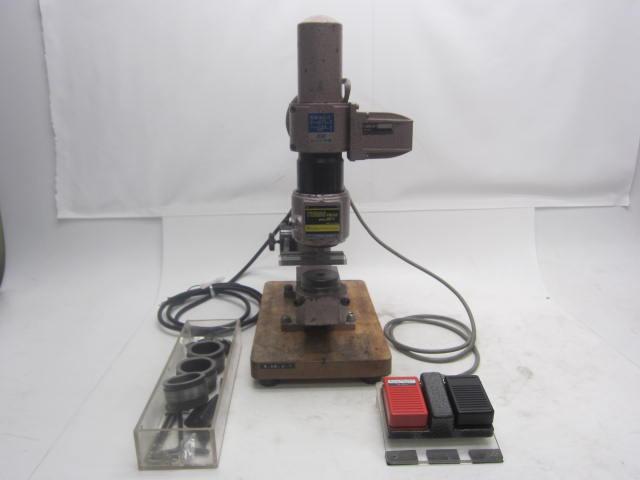 亀倉精機 電動油圧式パンチャーターボプレスGP-1 GP-1