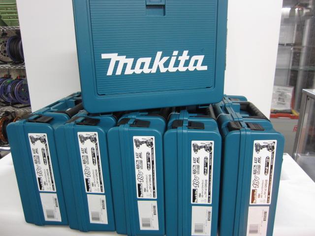 マキタ 充電式4モードインパクトドライバ TP141DRGXB TP141DRGXB