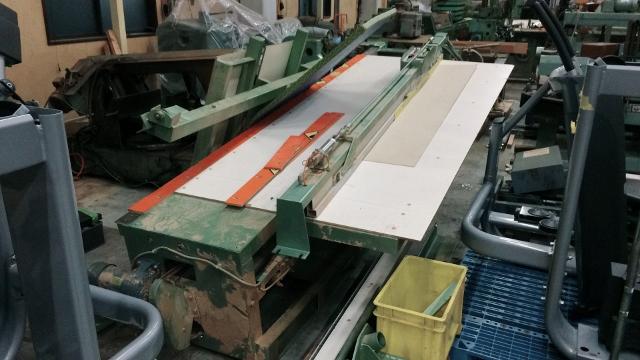 田中機械工業 パネルソー 2300型