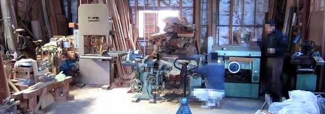 木工機械一式