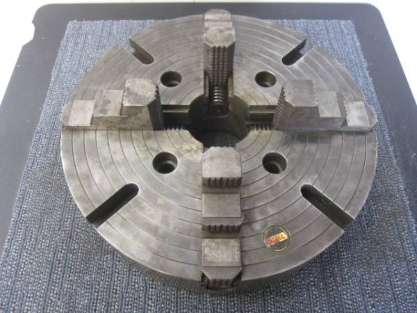 NOBEL 外径350mm旋盤チャック 外径350mm