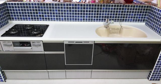 トクラス システムキッチン I型 W2550 Bb