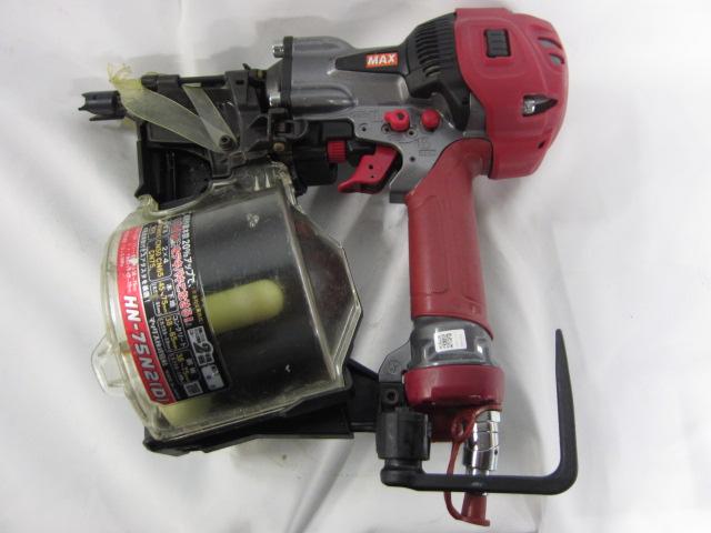 MAX 高圧釘打機 HN-75N2(D)