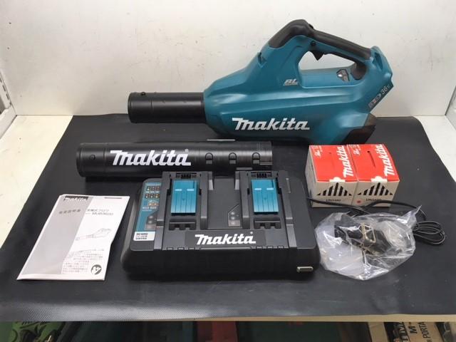 マキタ makita  36V充電式ブロワ 6.0Ah(18V×2) MUB362DPG2