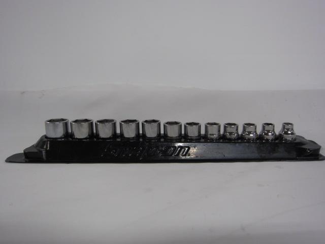 スナップオン シャローソケット12個セット  FSM191〜FSM81