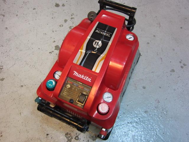 マキタ 高圧&一般圧エアーコンプレッサー  AC460XL