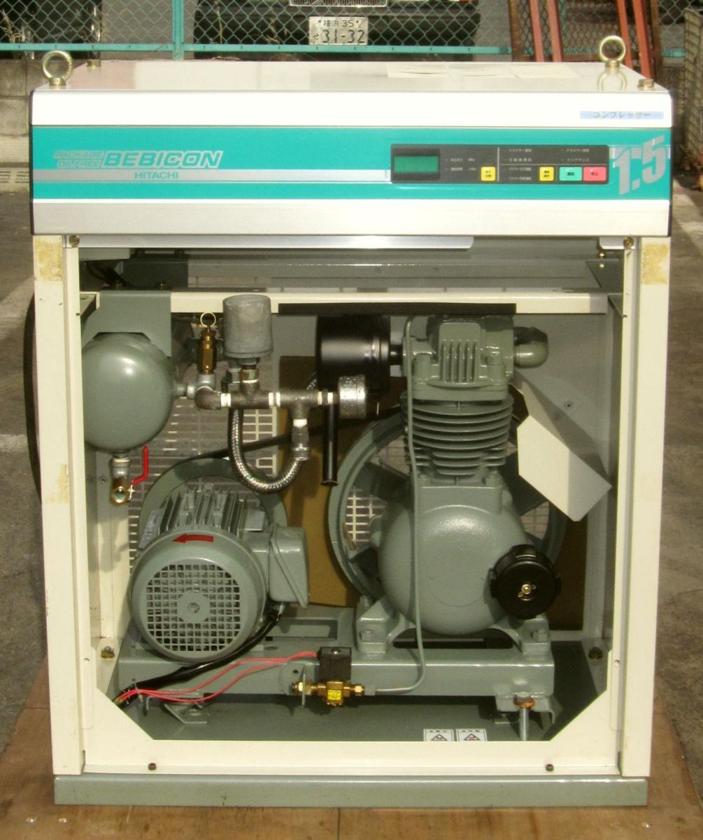 bin180213092945002 工場用コンプレッサーの買取