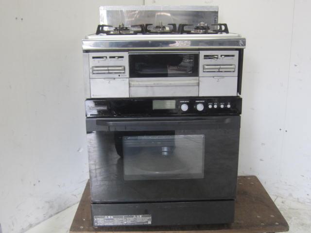 東京ガス システムキッチン ビルドインコンロ コンベック RBR−S51C/RN-PC863A-JBHR