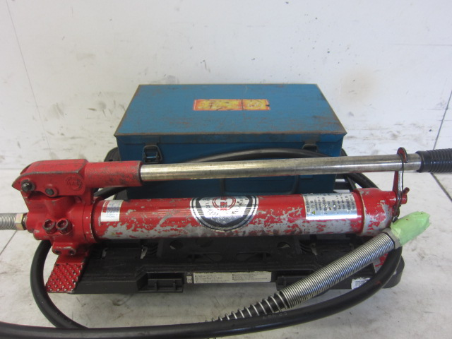 泉精器製作所 油圧ヘッド分離式工具 12号K-1