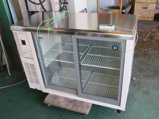 ホシザキ テーブル型冷蔵ショーケース RTS-100STB2