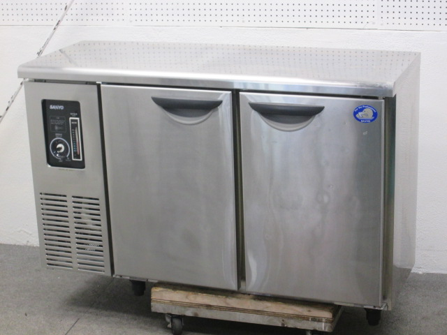 サンヨー 冷蔵コールドテーブル SUC-N1241J