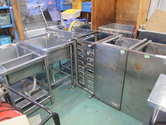 bin180224175724002 シンク、調理台、板金類の買取