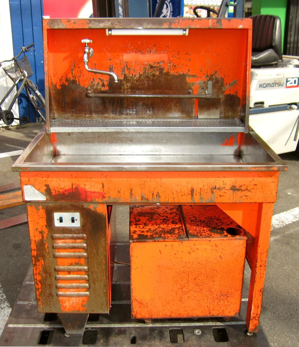日工 部品洗浄槽 NKD70B