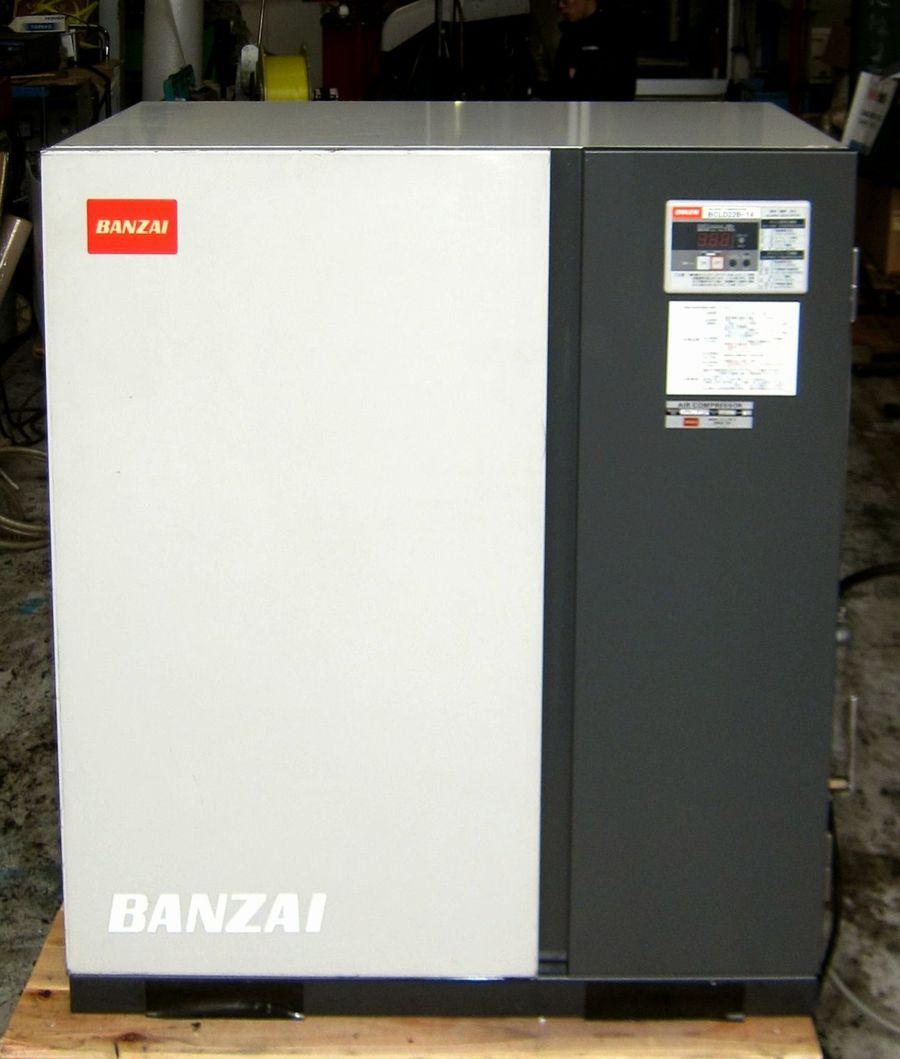 bin180322150551002 工場用コンプレッサーの買取