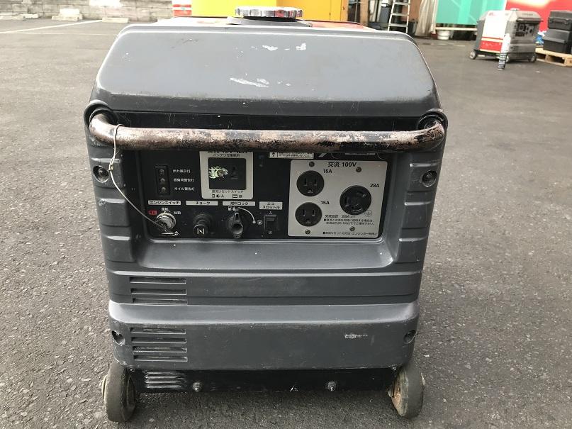 AIRMAN エンジン発電機 HP2800SV