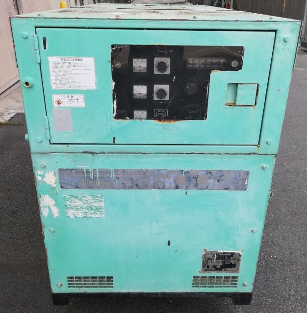 新ダイワ 60kVA ディーゼルエンジン発電機  DG600MI-Q1