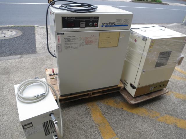 日立 パッケージコンプレッサーなど PBD-2.2EA5