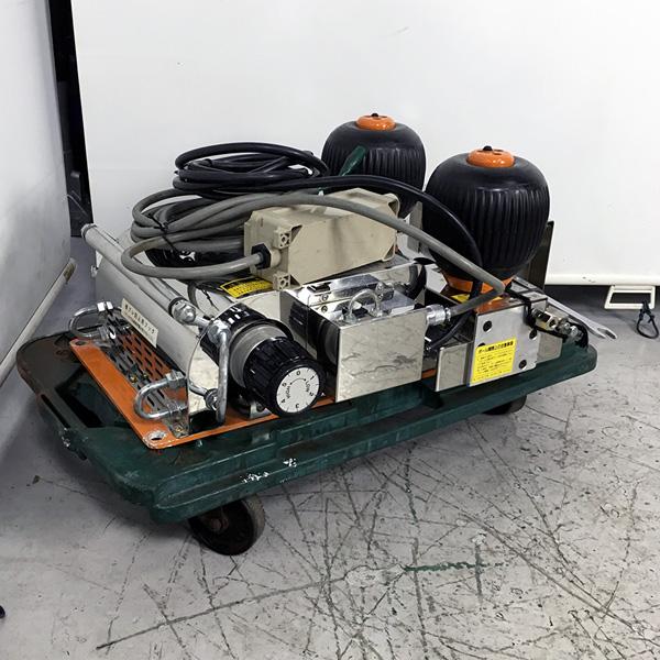 育良精機製作所 イクラ ケーブル中間送り機 パワーボール 2玉 IS-180FB0