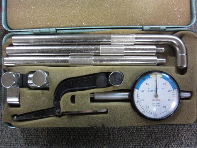 ピーコック ダイヤルゲージ・トースカン BK-10