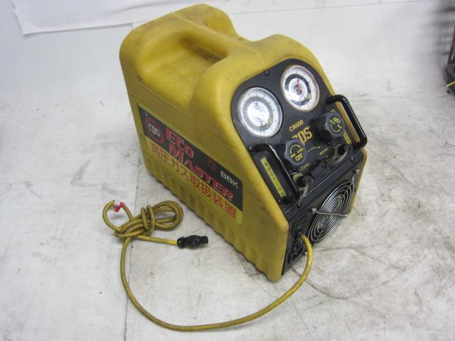 シーピーエス フルオロカーボン回収装置 CR600J
