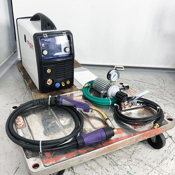 マイト工業 マルチ溶接機 MDM-200