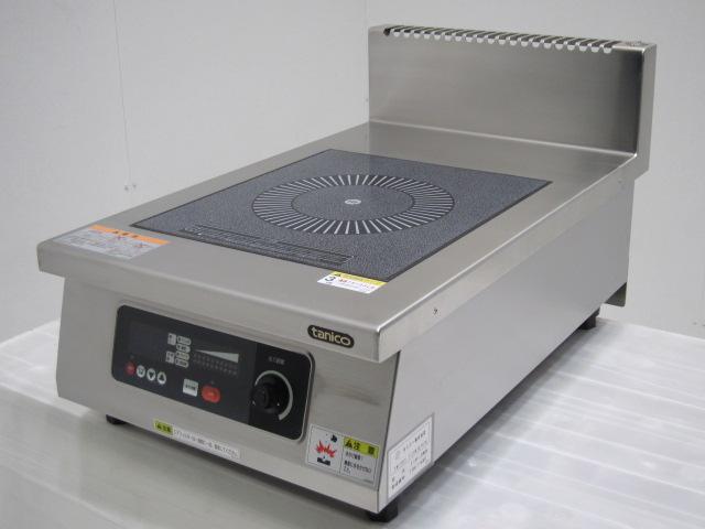 タニコー 業務用卓上IHコンロ TIH−3NA