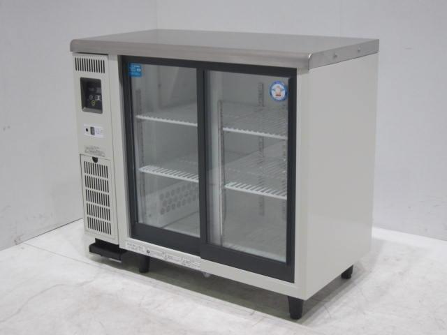 フクシマ工業 テーブル型冷蔵ショーケース TGU−30RE