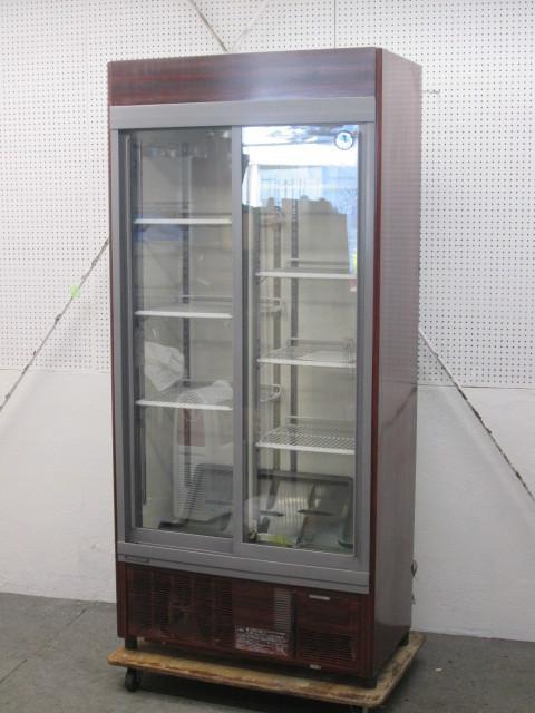 ホシザキ リーチイン冷蔵ショーケース RSE-85AT-B