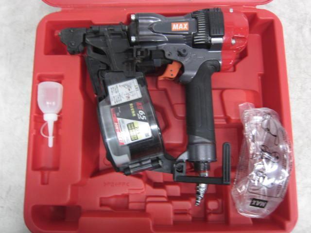 MAX 釘打機 スーパーネイラ HN-65Z1-G