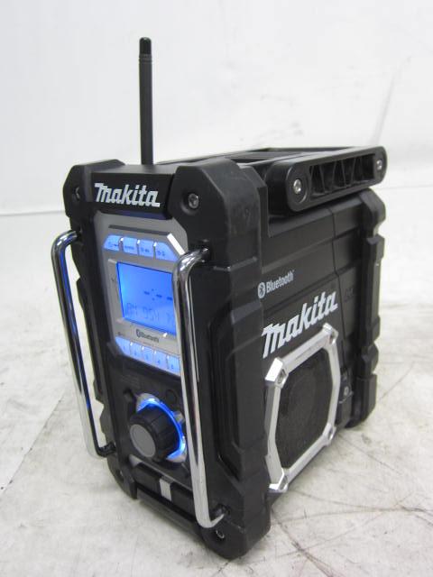 マキタ Bluetooth搭載充電式ラジオ MR106