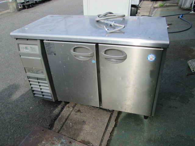 福島工業 冷凍冷蔵コールドテーブル YRC-121PE2