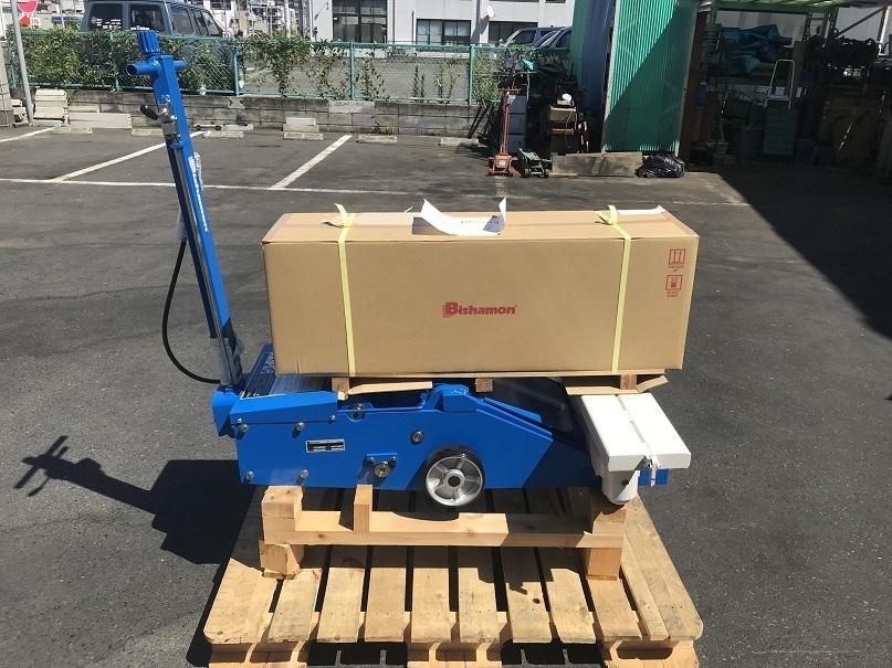 Bishamon ビシャモン移動リフト FJ100