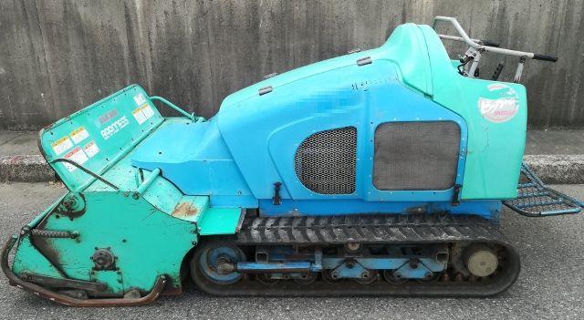 【愛知】共立社 バロネス BARONESS 草刈機 ハンマーナイフモア 刈払機 Hammer knife mower HM1550