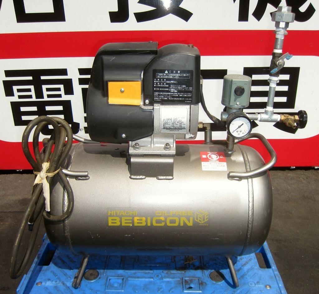 bin180906134725002 工場用コンプレッサーの買取
