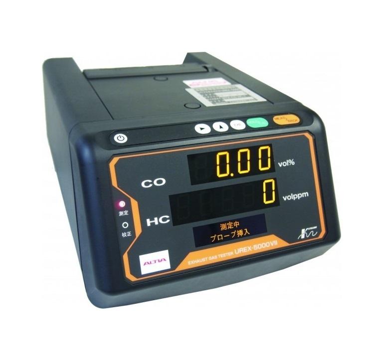 ALTIA 排気ガステスター UREX-5000V2