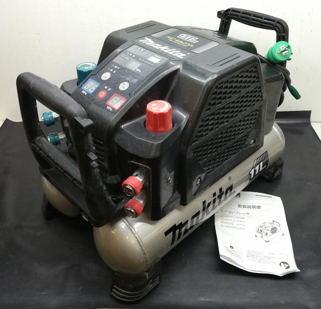 マキタ makita   46気圧 高圧エアコンプレッサ 11Lタンク AC462XL