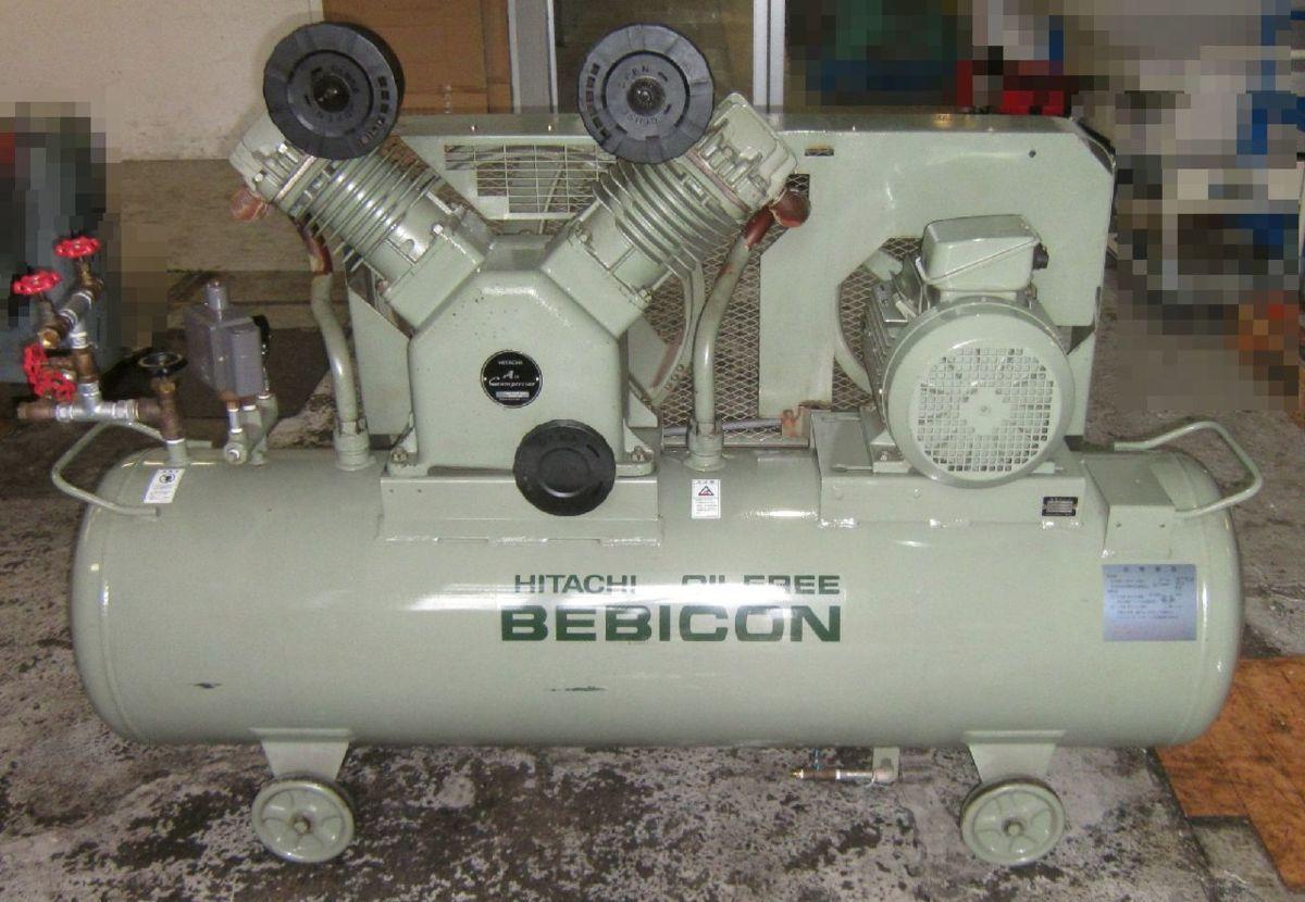bin180926113916002 工場用コンプレッサーの買取