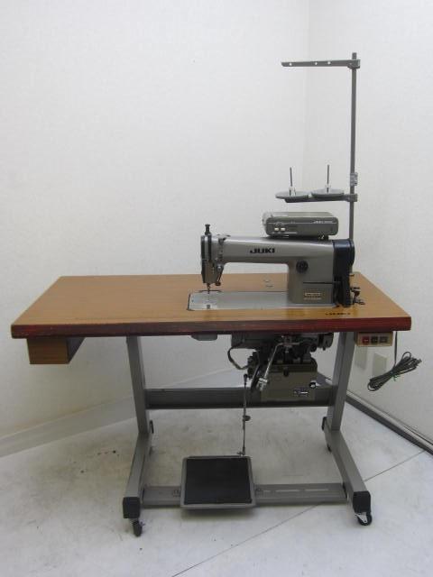 JUKI  工業用ミシン テーブル付き  DDL-505