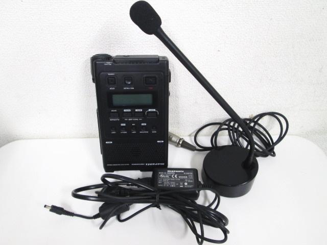 marantz・SONY ポータブル録音機 PMD660・ECM-530