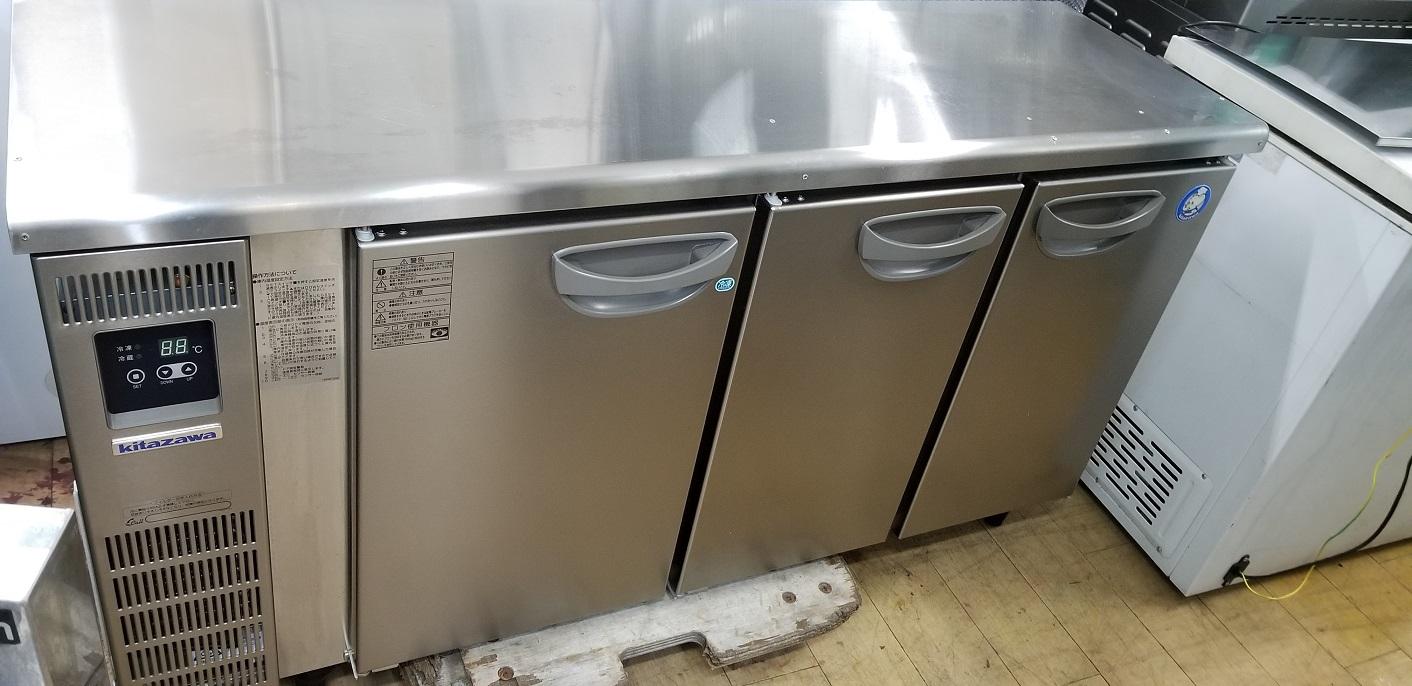 キタザワ KTMU-51PE2 冷凍冷蔵庫