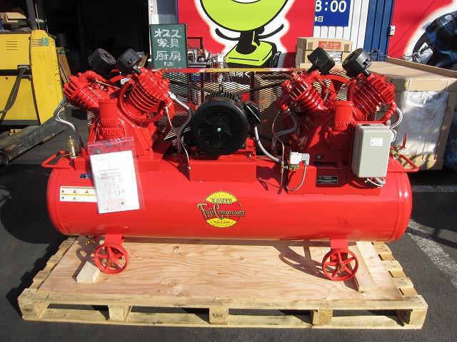 bin190109132021002 工場用コンプレッサーの買取