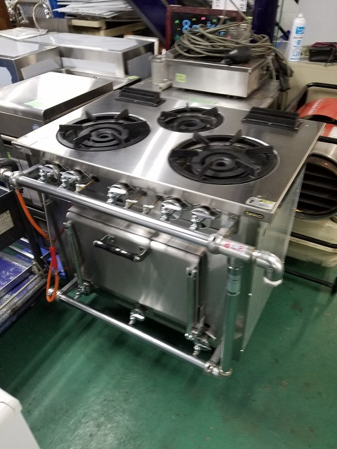 bin190123200305002 ガスコンロ・ガステーブルの買取