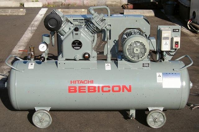 bin190125092456002 工場用コンプレッサーの買取