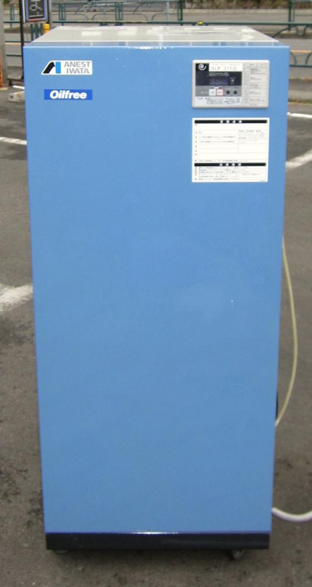 bin190212094633002 工場用コンプレッサーの買取